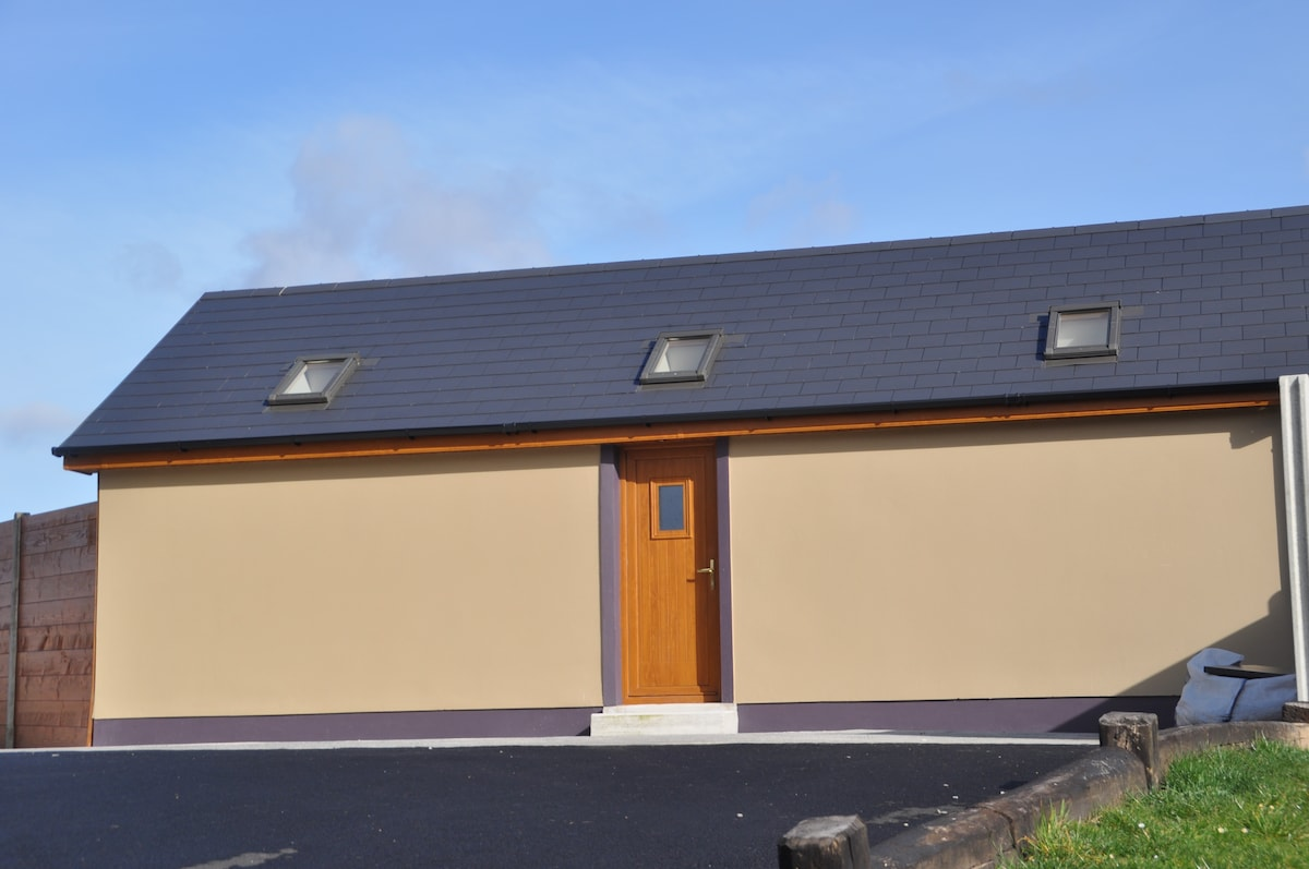 Cosy flat to rent in Annascaul
