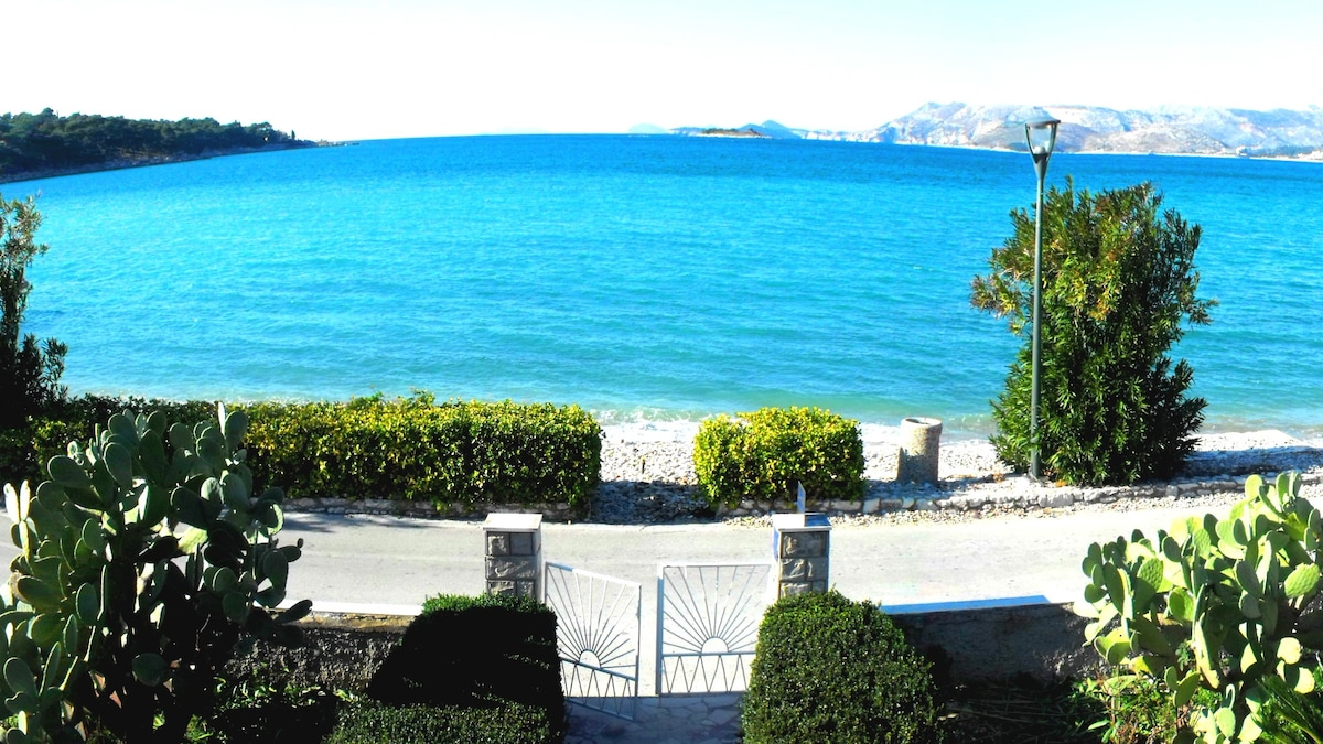Beach House Cavtat, Sea View Apt(4)