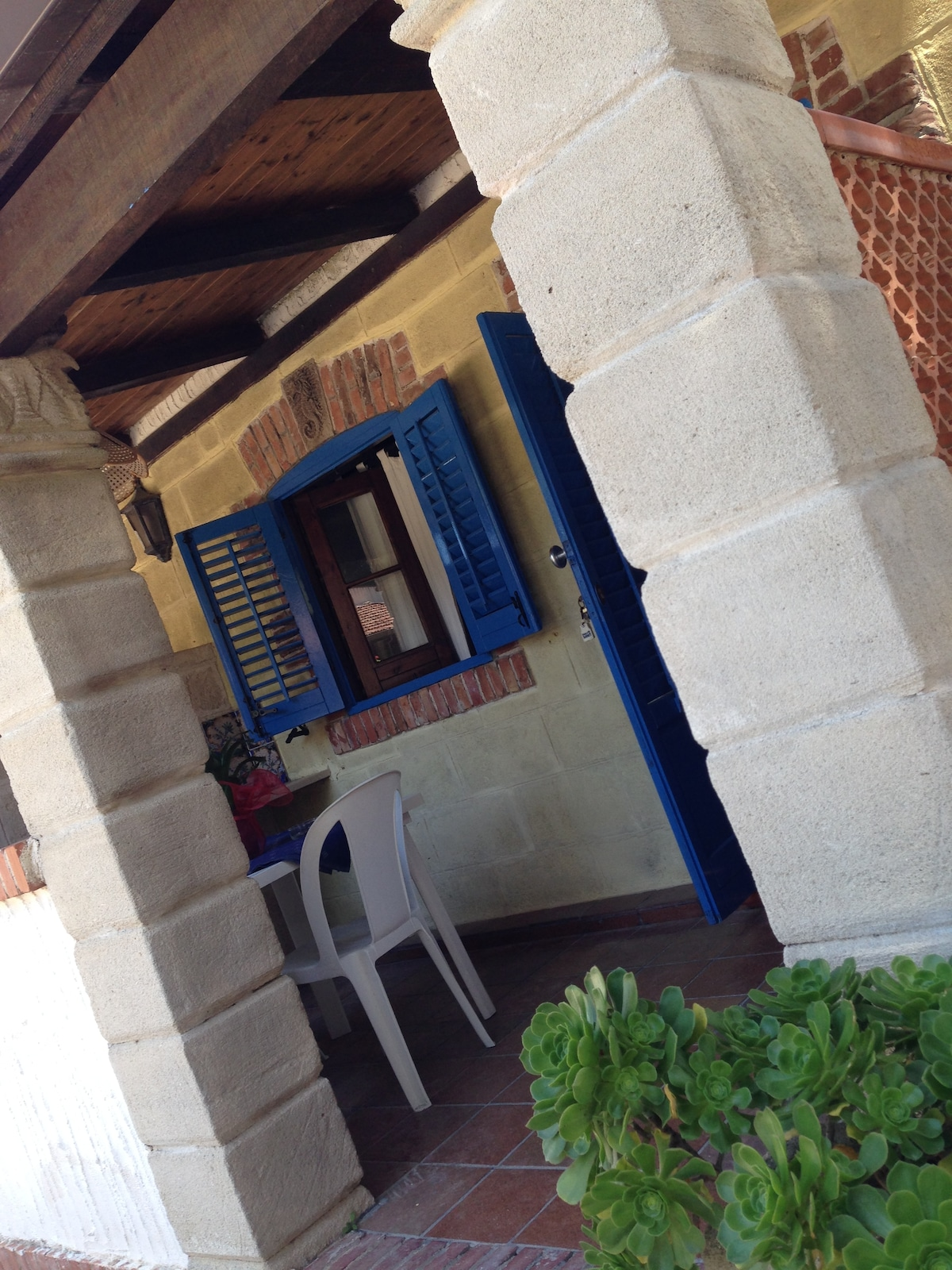 Favignana,Casetta ''Egizia''