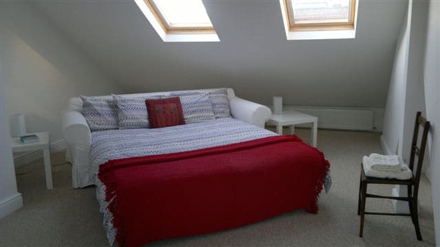 D and G Great House - XL Attic Sanctuary - King Size bed
