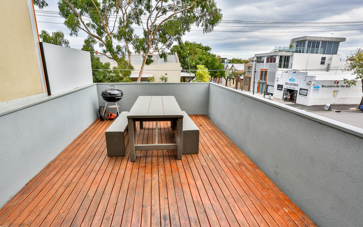 Beautiful Port Melbourne Home