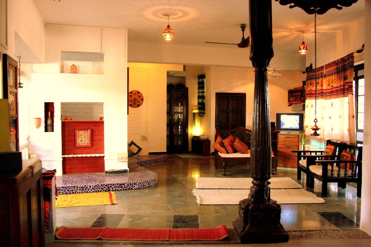 Madhu's Adiem home stays Nasik