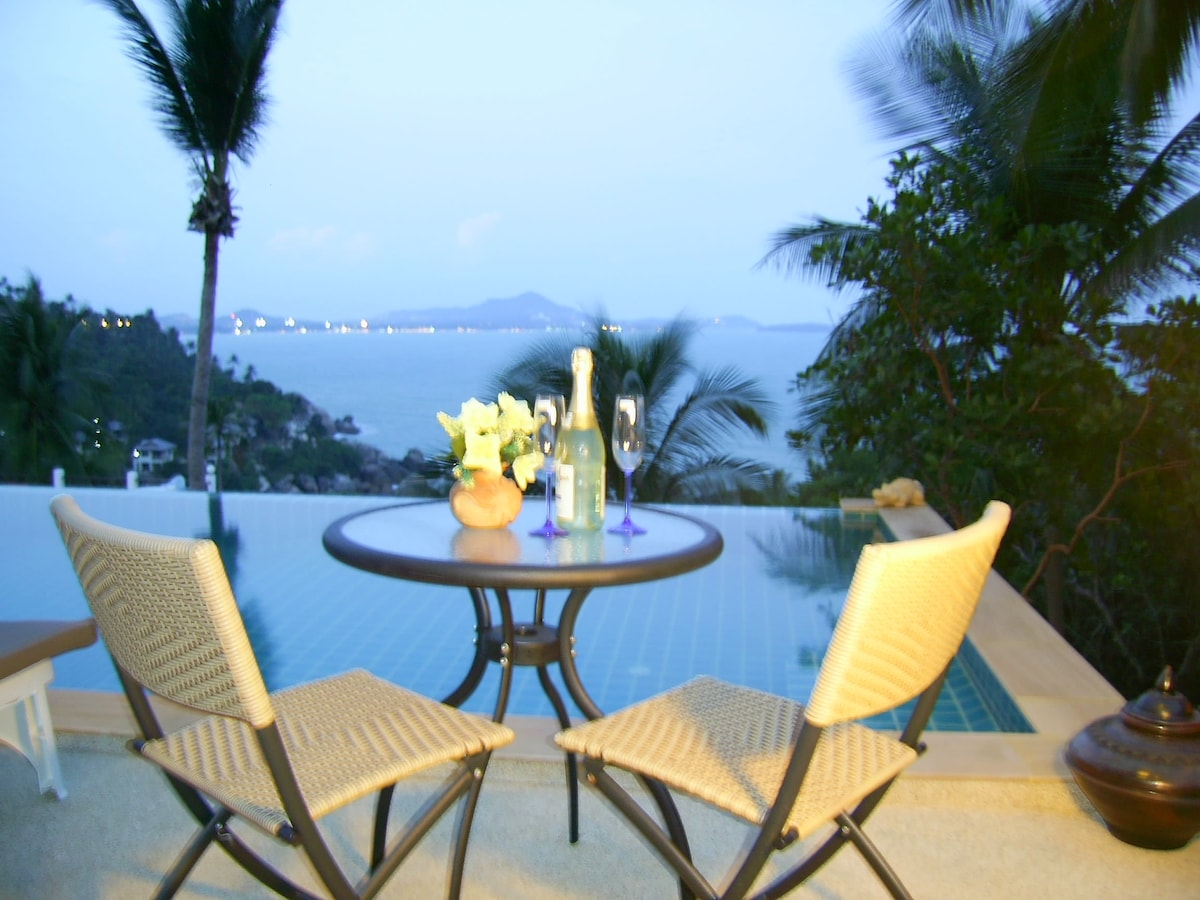 Samui Hi Roof Terrace Ocean View