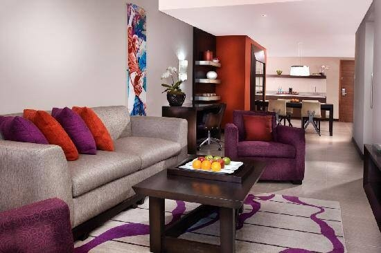 Megapolis Suite at the Hard Rock