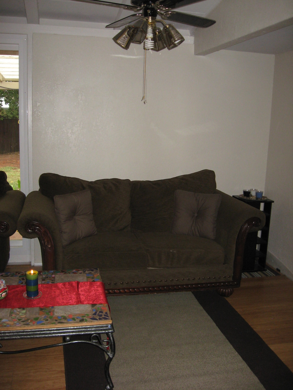 Comfy Couch in Safe Cupertino House