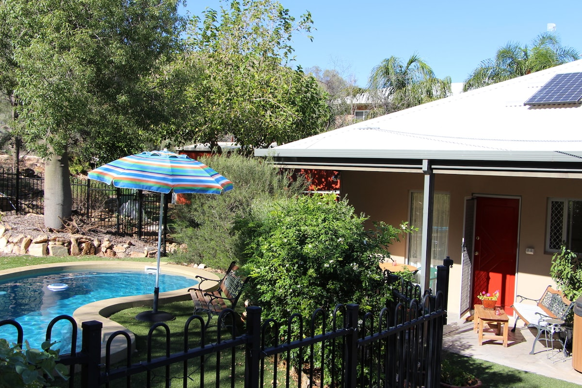 Camel Cottage Alice Springs1-2 beds