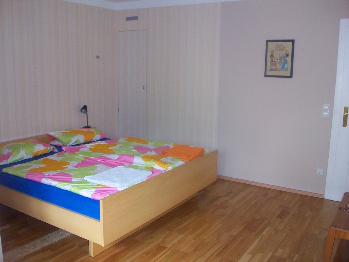 Zimmer in Appartment