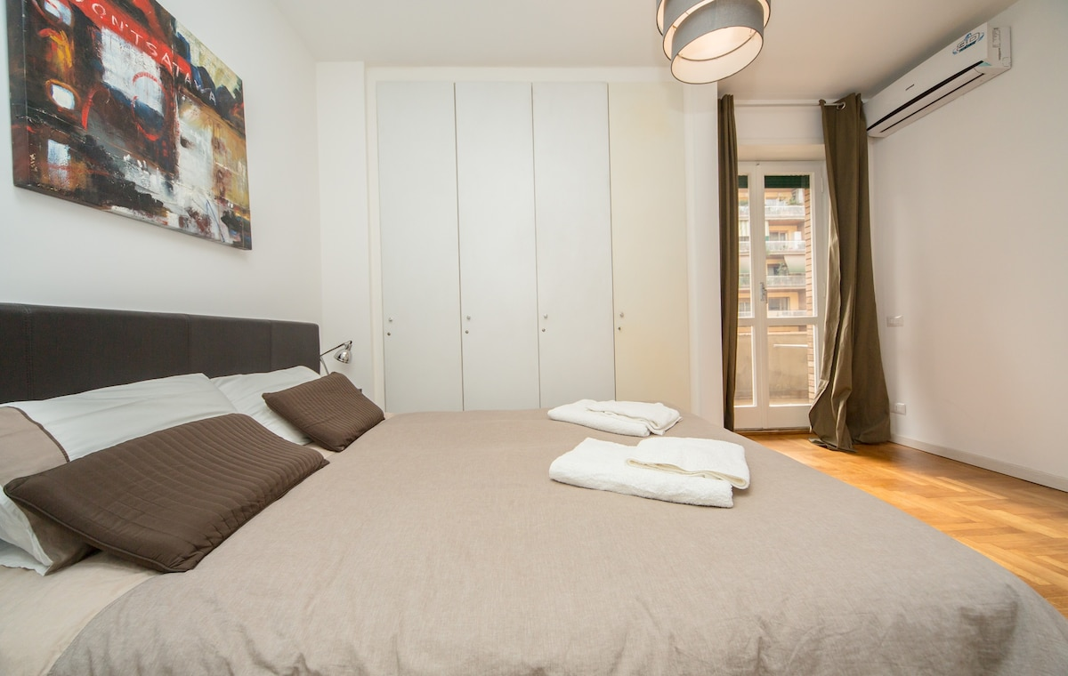 Coral, new cozy apt in Trastevere