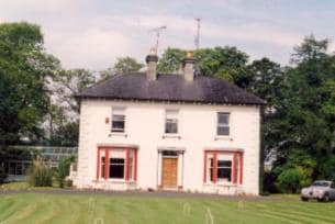 Large Georgian Home