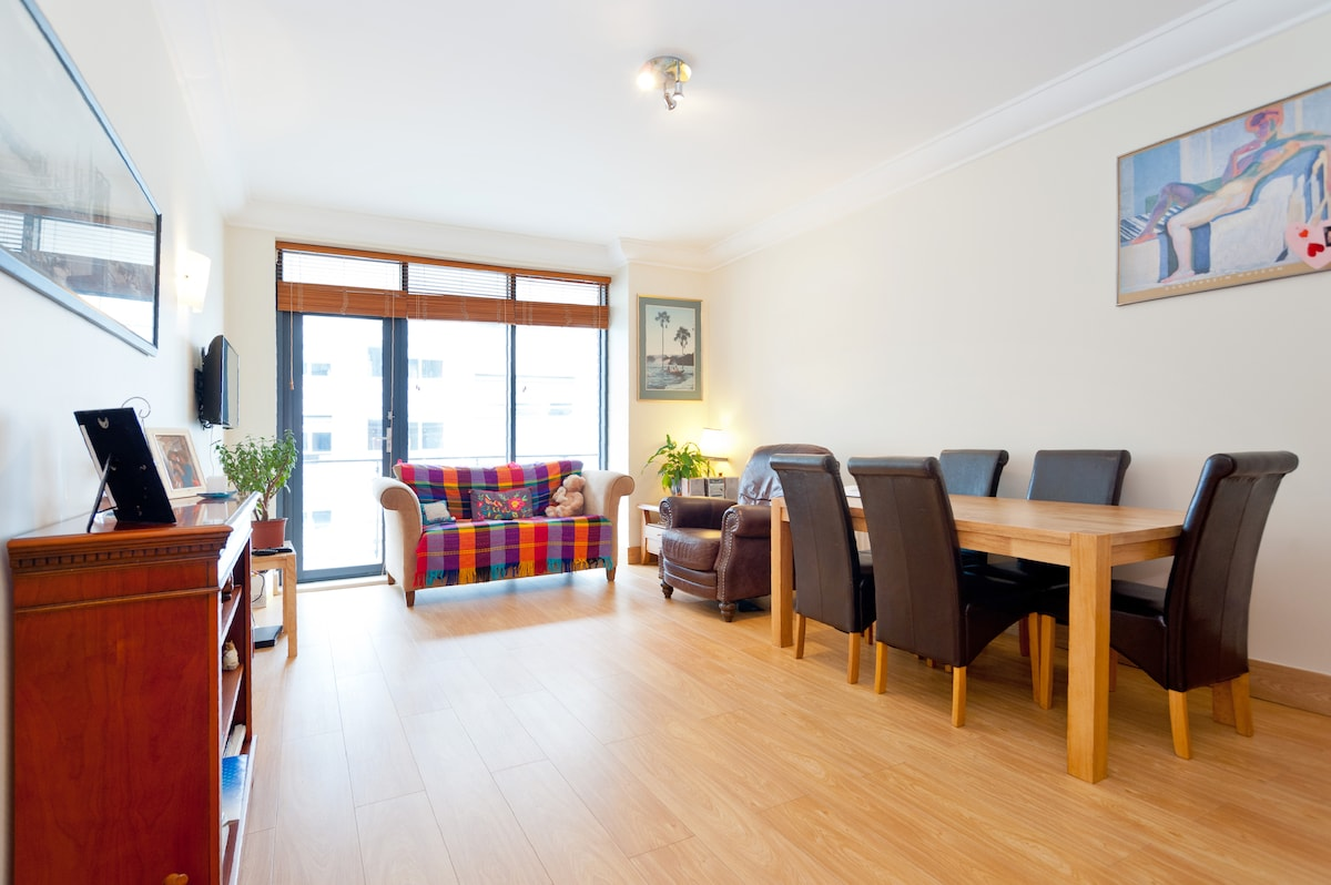 Perfectly Located Dublin 2bed Apt