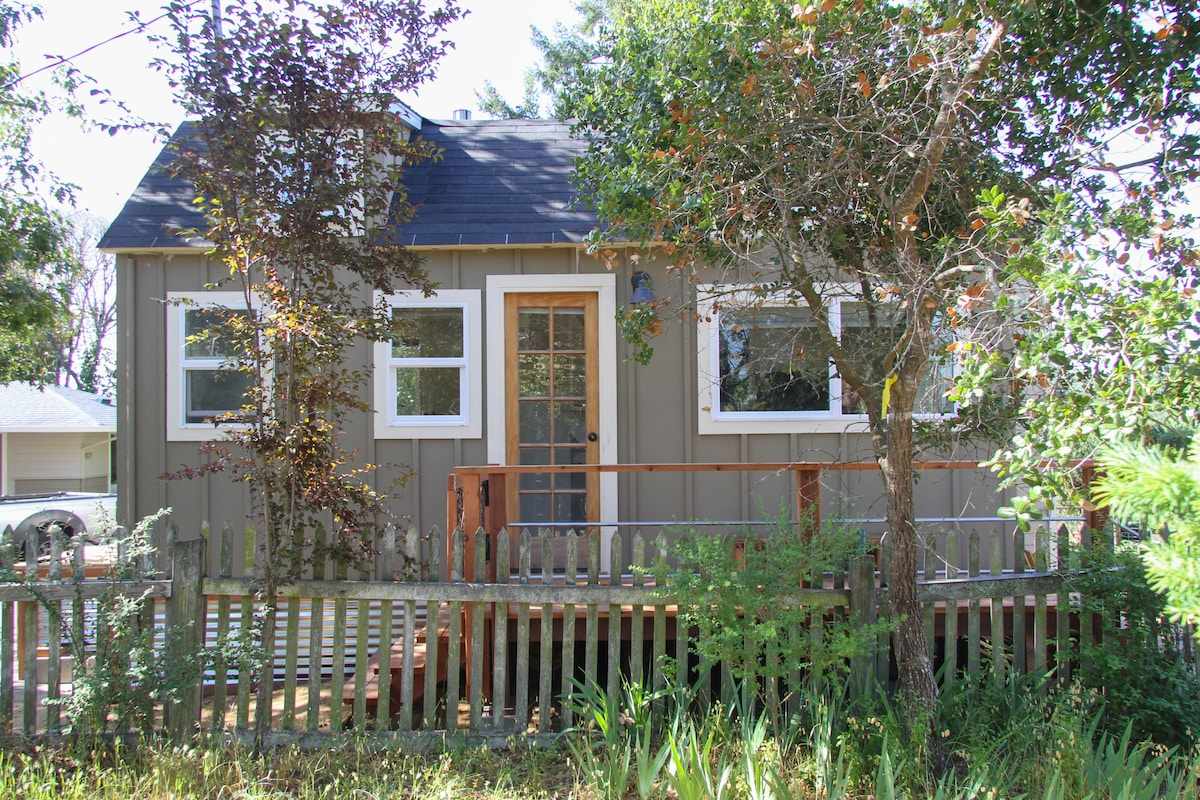 A Little House in Sebastopol