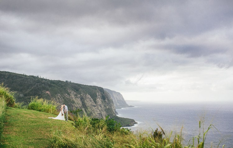 Hale Kukui is a great place to honeymoon or get married!