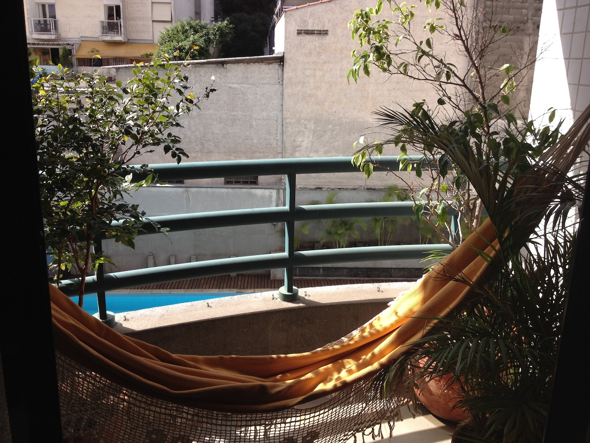 Cosy apartment in Pinheiros