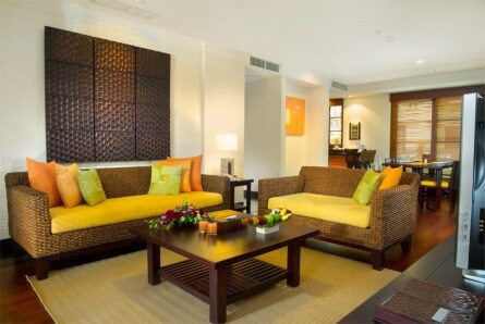 Bali NusaDua 2bdr apt+large balcony