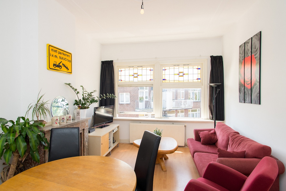 ☆StudentHouse:5 min. Tram to Centr!