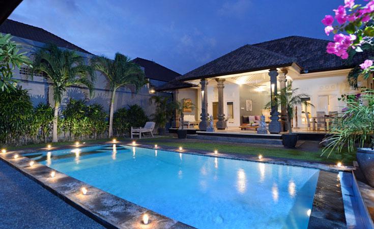 Luxury 2BDR Villa central Seminyak