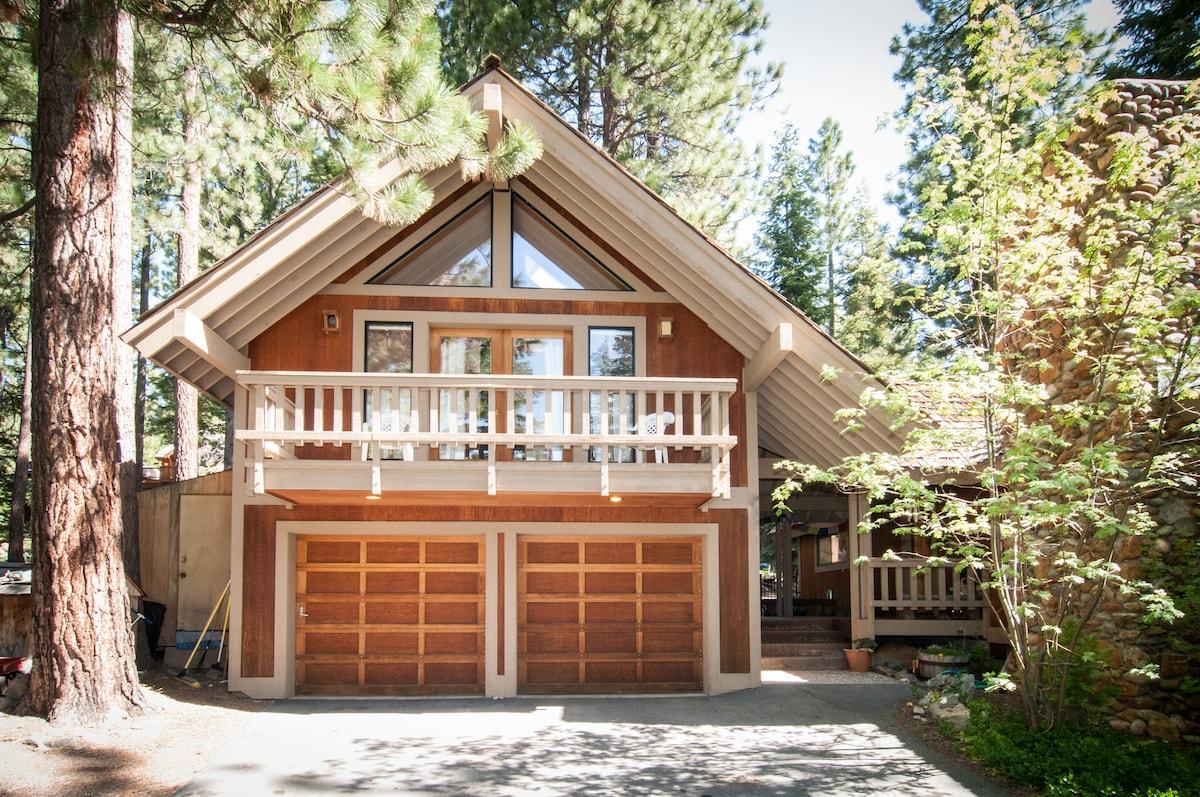 Private Studio Close to Tahoe City