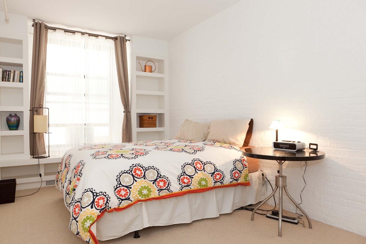 Cozy Room in a Tribeca Loft
