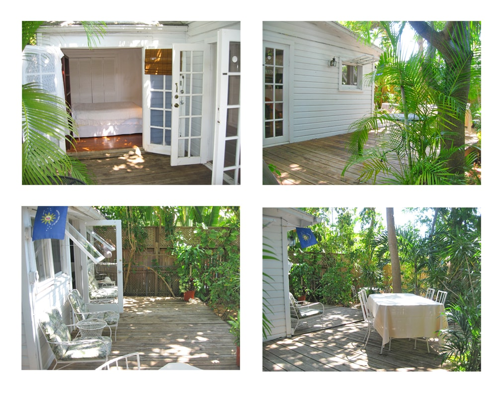 Old Town Key West Garden Apartment