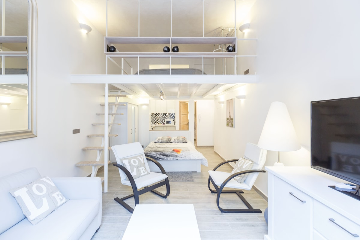 Central Loft, living in high Style!