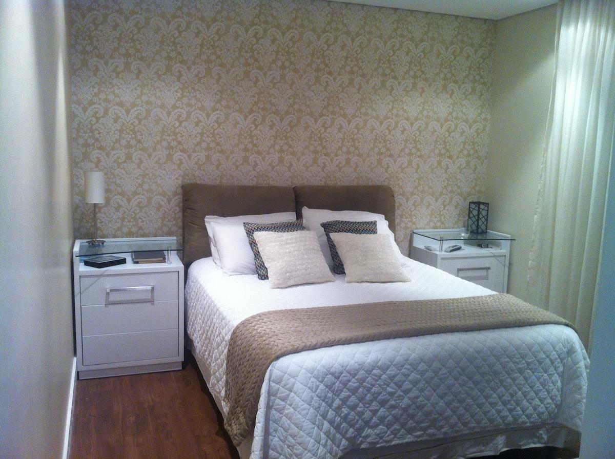 Apartamento completo para COPA!