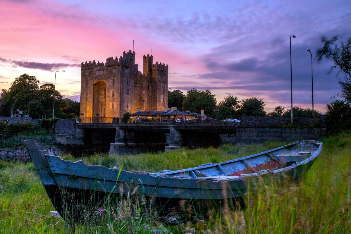 Bunratty Castle - medieval banquet & entertainment