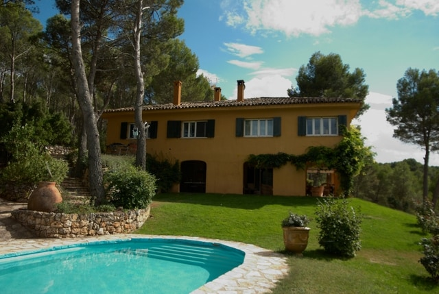 """""""Campanilla """" lovely country house"""