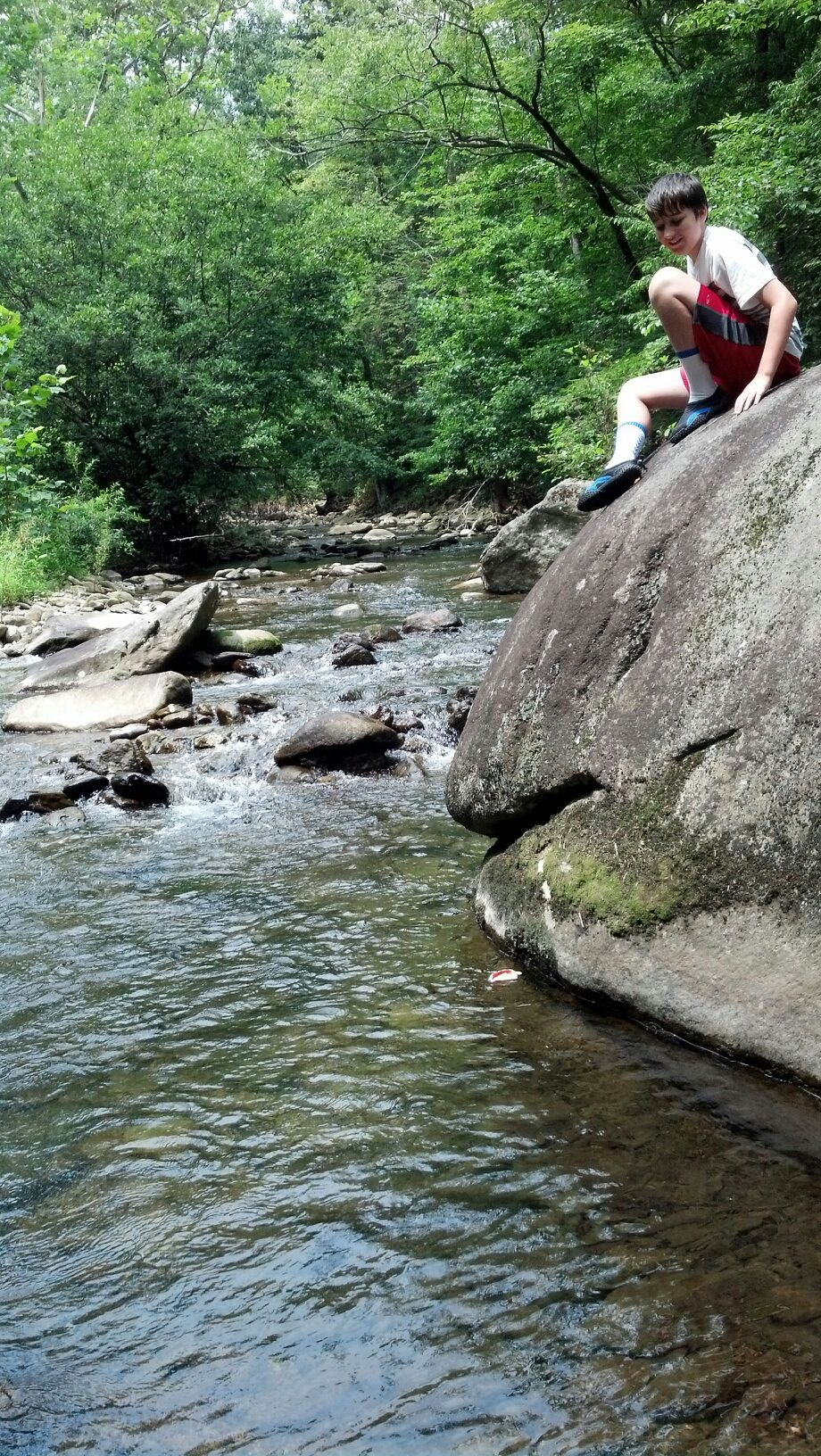 Stone Hollow on the Robinson River