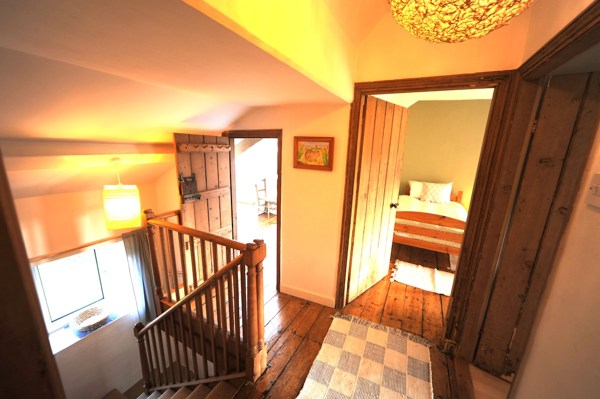 Our guest rooms upstairs.