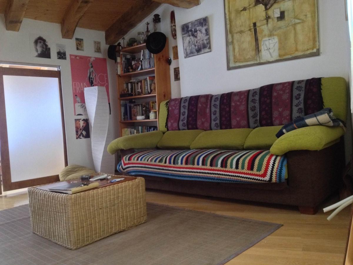 Apartamento casco viejo Pamplona