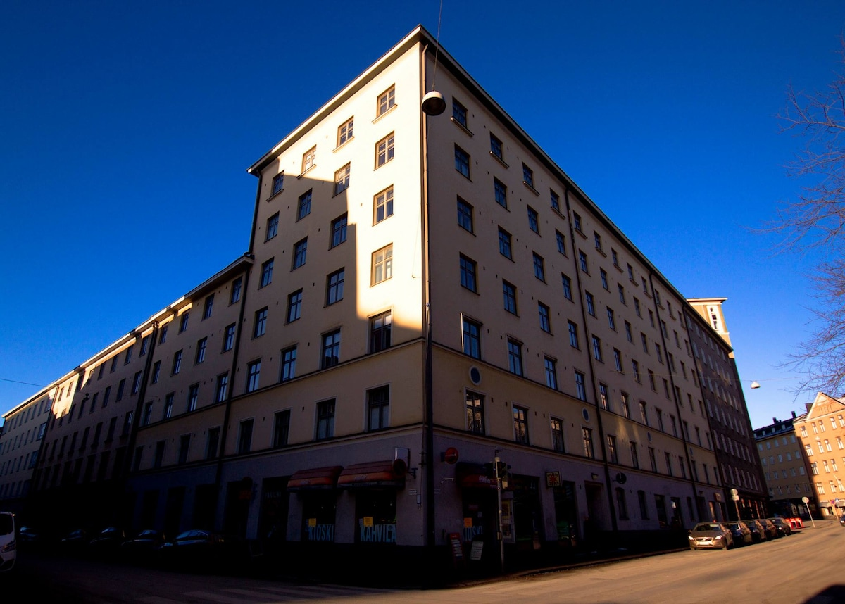 New Awesome apartment in Kamppi
