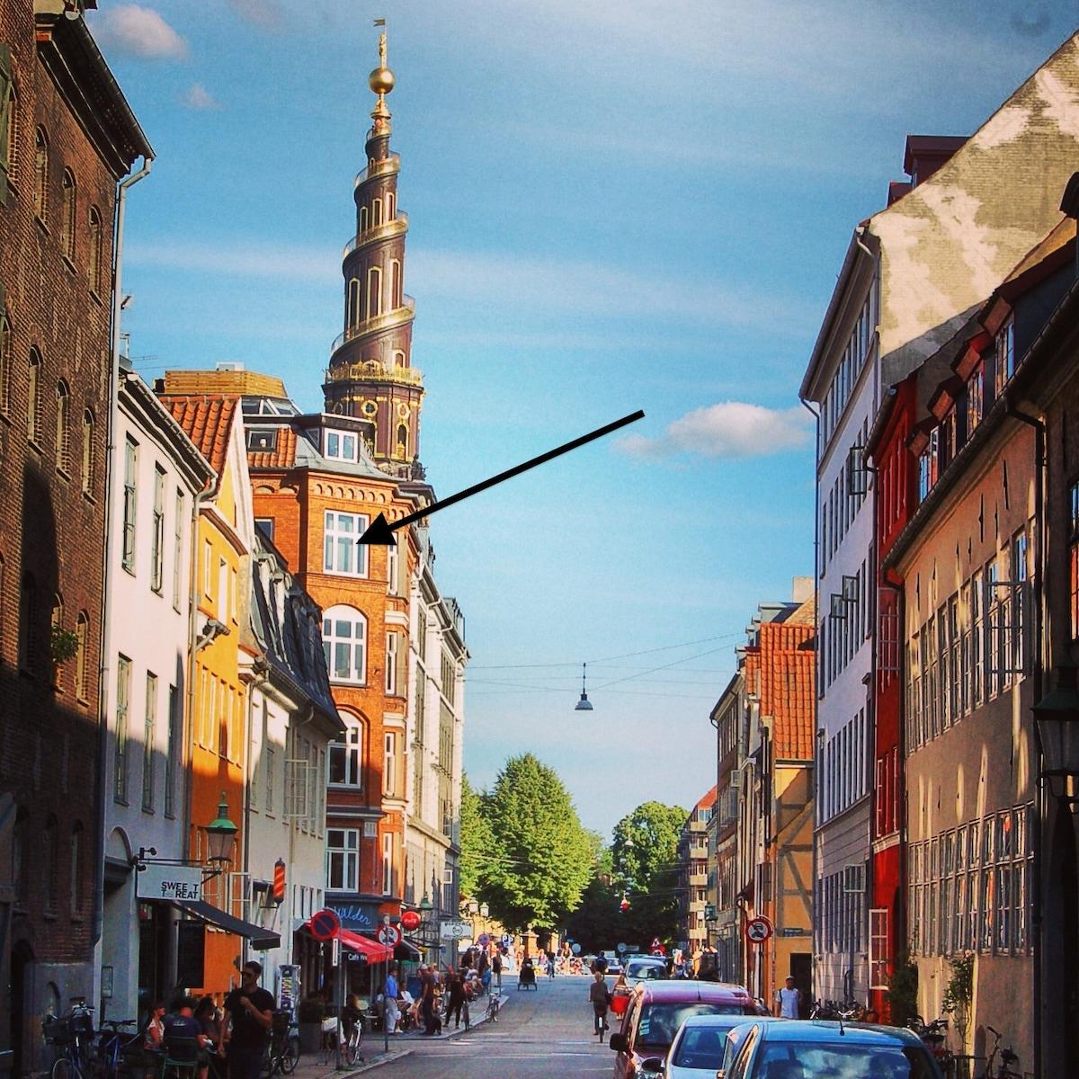Copenhagen Christianshavn, Big room