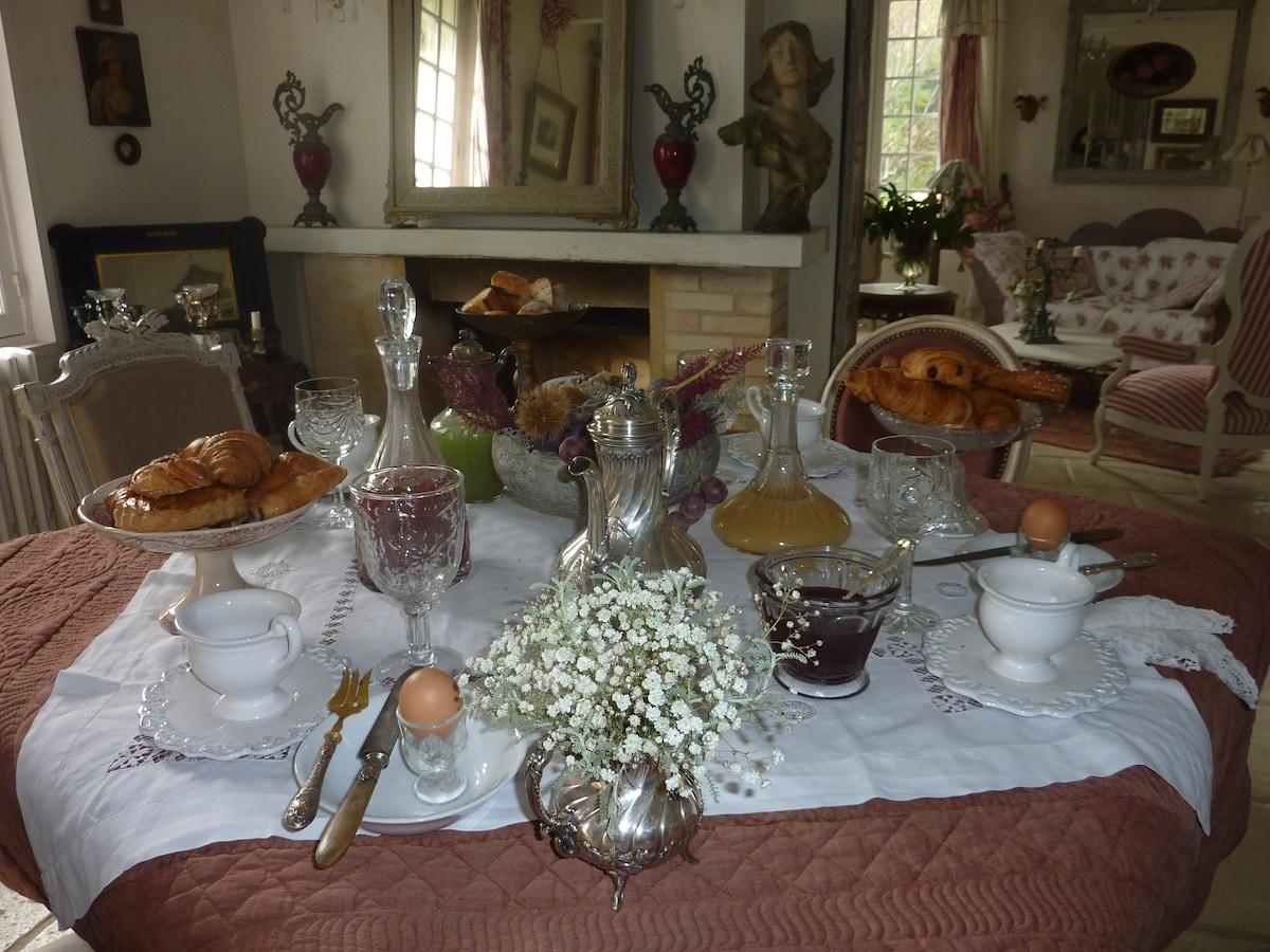 9/12: Le petit déjeuner