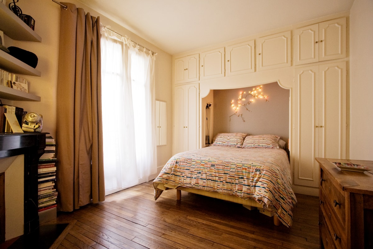 Charming flat in Montmartre