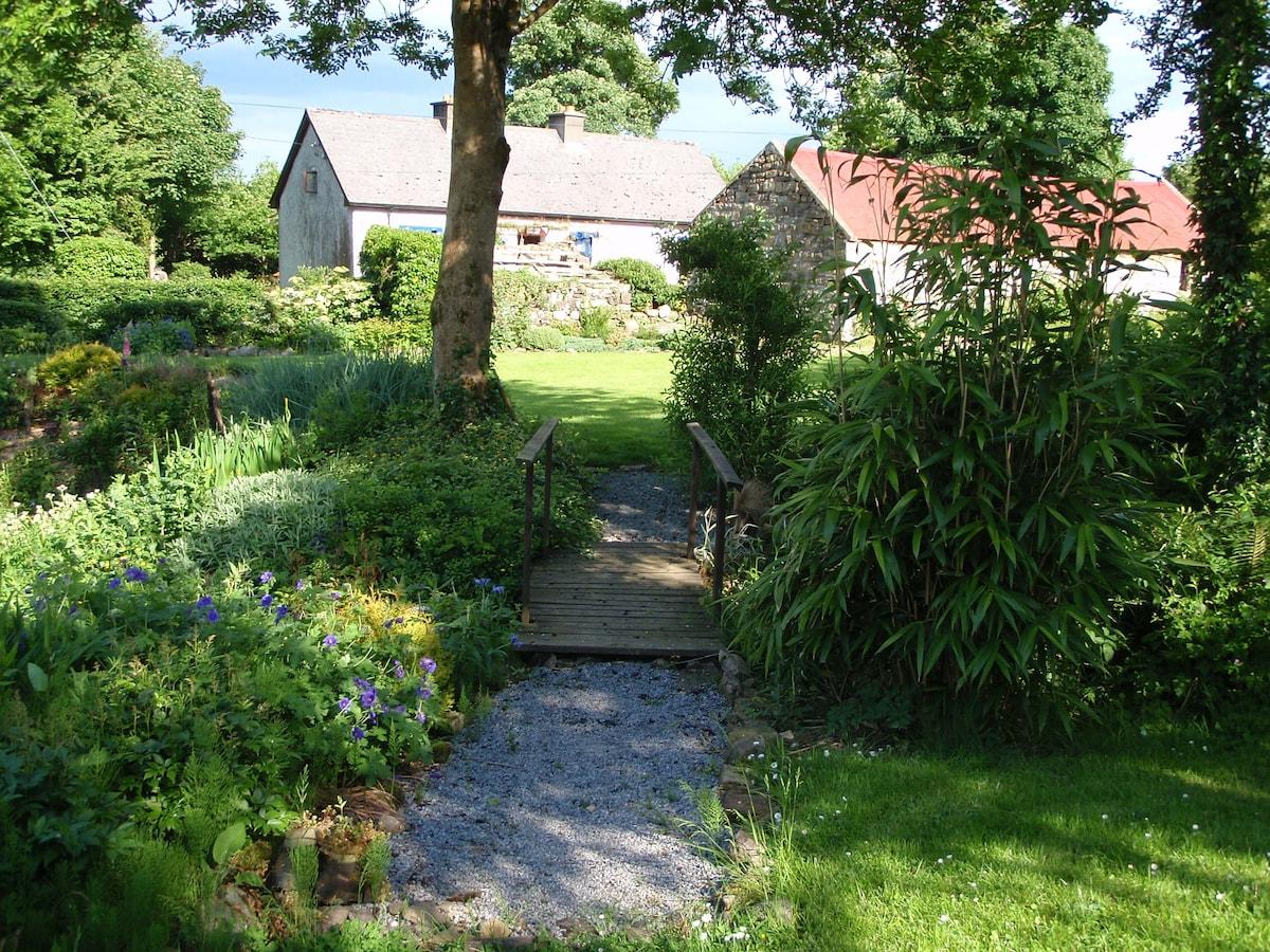 Traditional riverside cottage