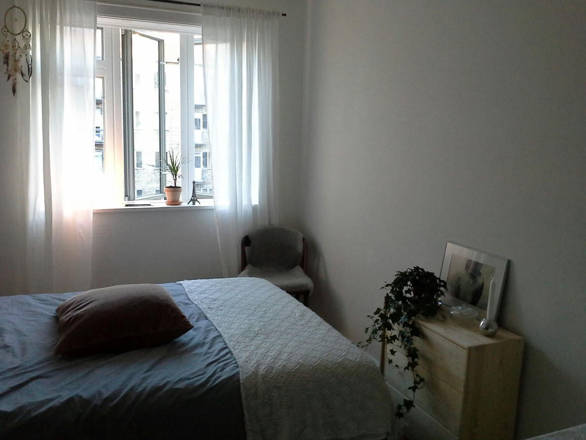 Hey:-) Lovely room in CPH for rent!