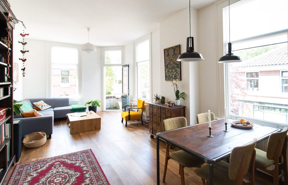 Gezellig huis hartje lombok 110m2 in utrecht for Huis gezellig maken