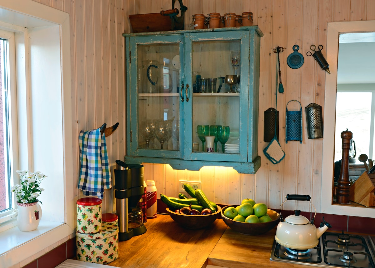 Hrifunes Guesthouse rustic & cozy