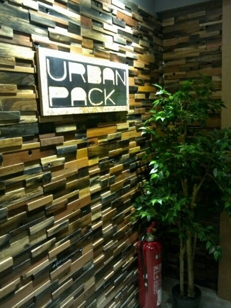 Urban Pack - 2 Bed Private Dorm