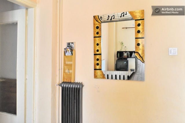 Pagrati Apartm. Athens BabyFriendly