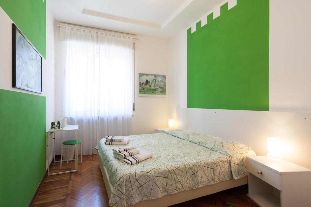 Ai Montecchi B&B - Emerald Room