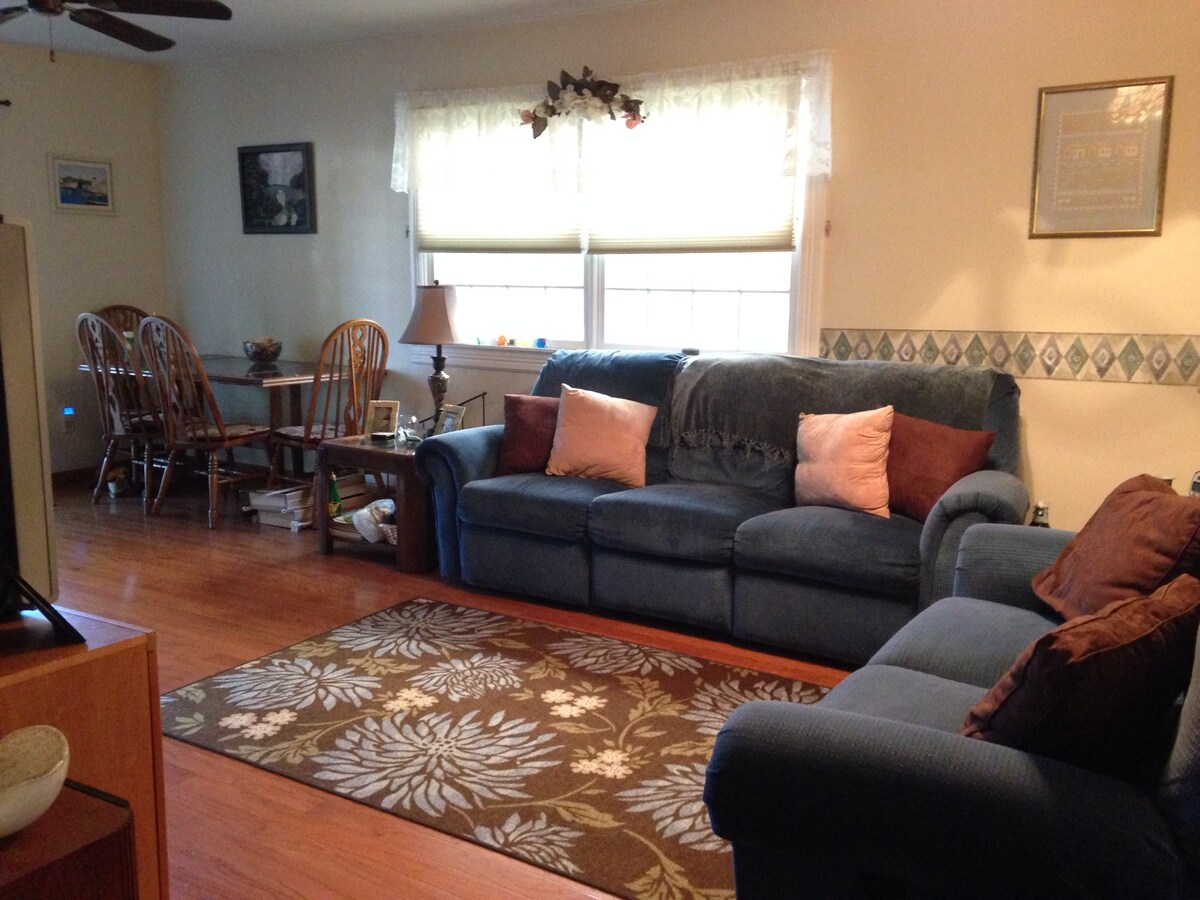 1 Room in Staten Is., train nearby