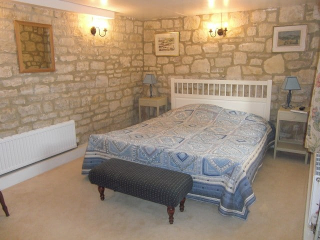 A comfortable quiet double room
