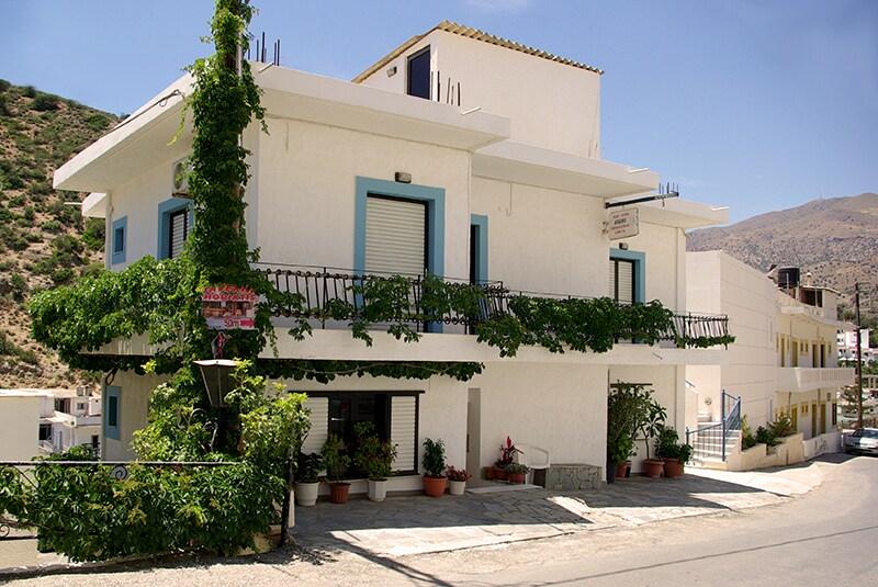 Apartments & Studios Argyro