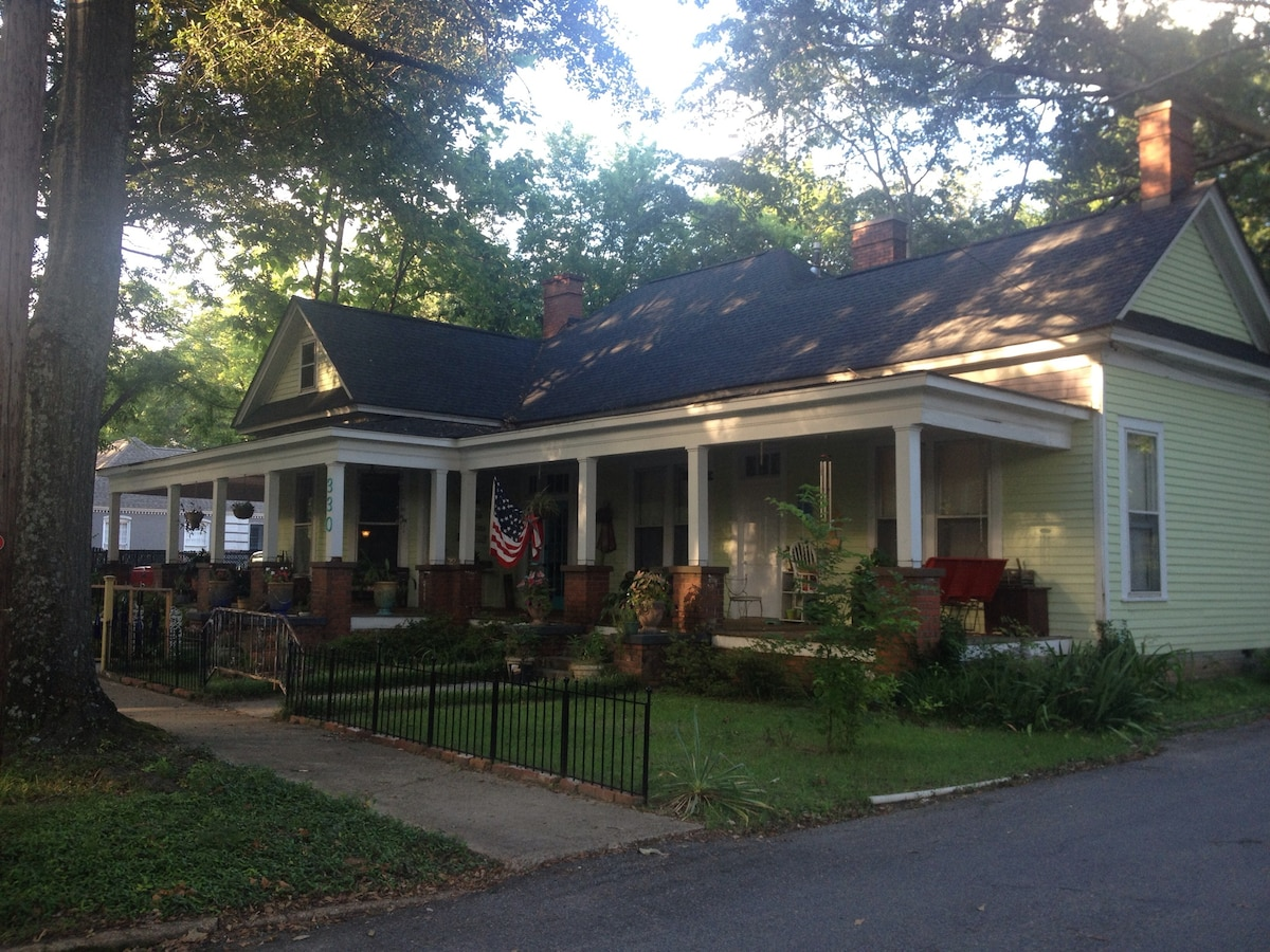 Downtown Tupelo Victorian Home