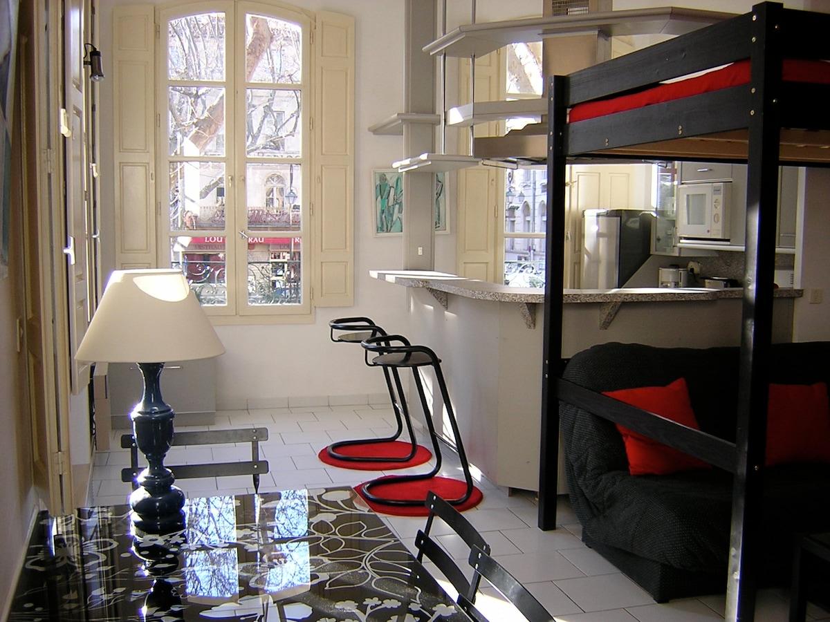 Studio plein centre - Intra muros