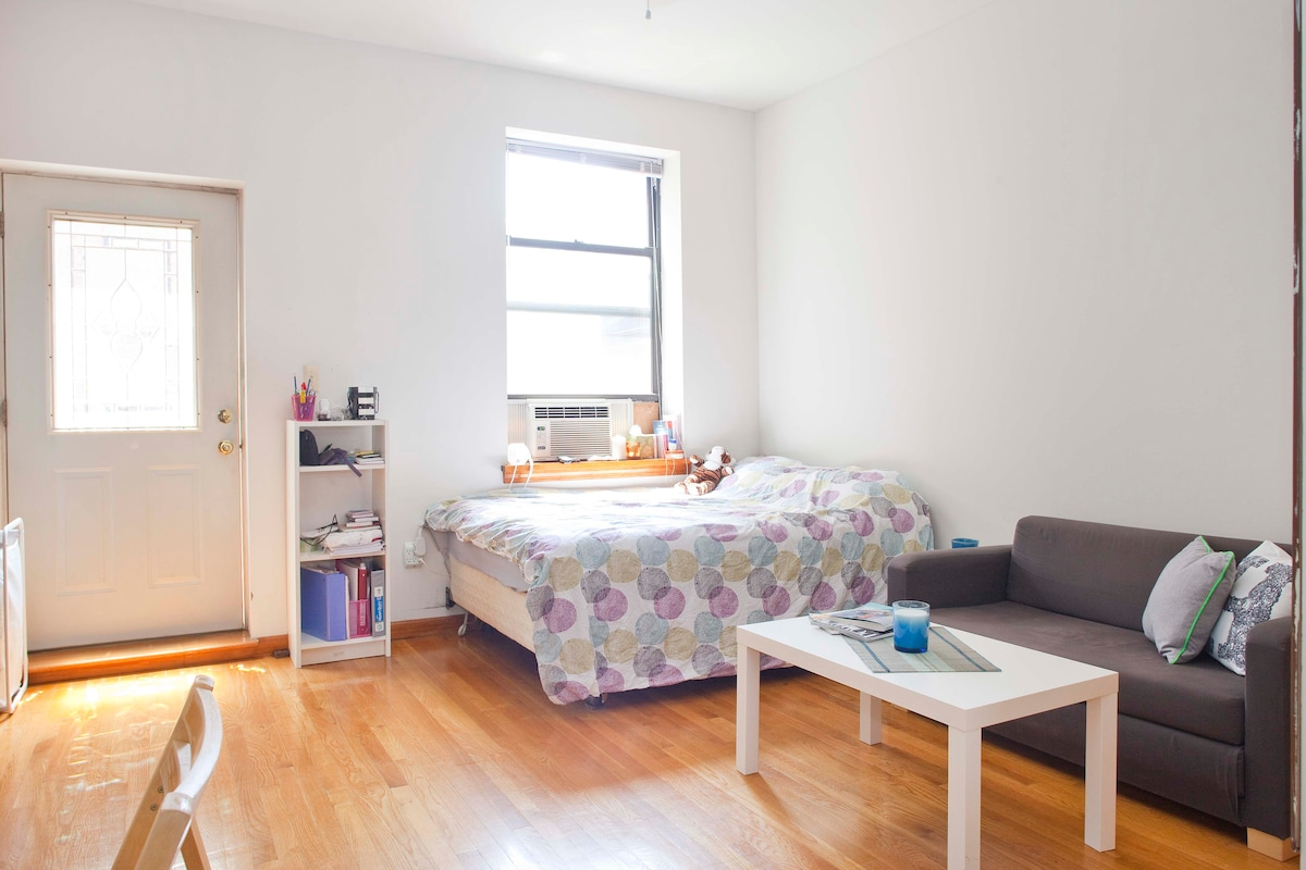 Spacious Studio Upper West Side