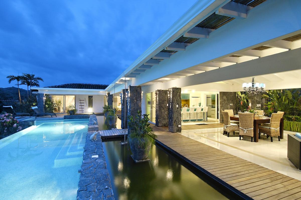 Luxueuse villa Tamarindo/Avellanas