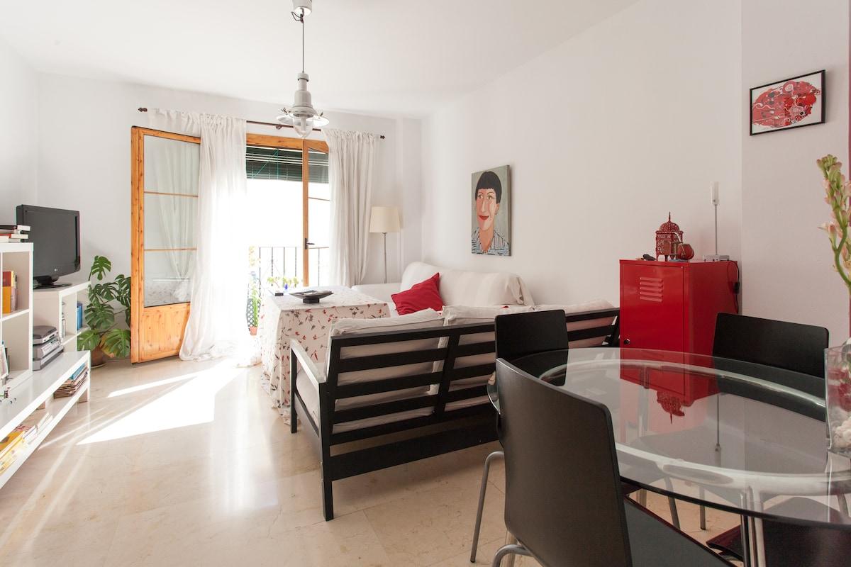Single room Sevilla city center