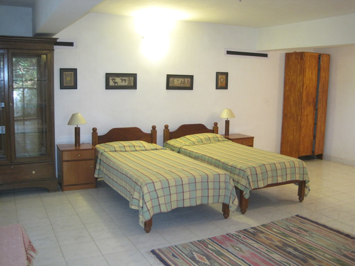 Studio apartment in Vagator, Goa